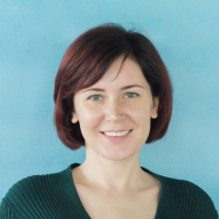 Maria Shestakova, Head of Marketing