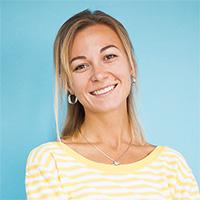 Natalie Ostapovich, Senior Customer Success Manager