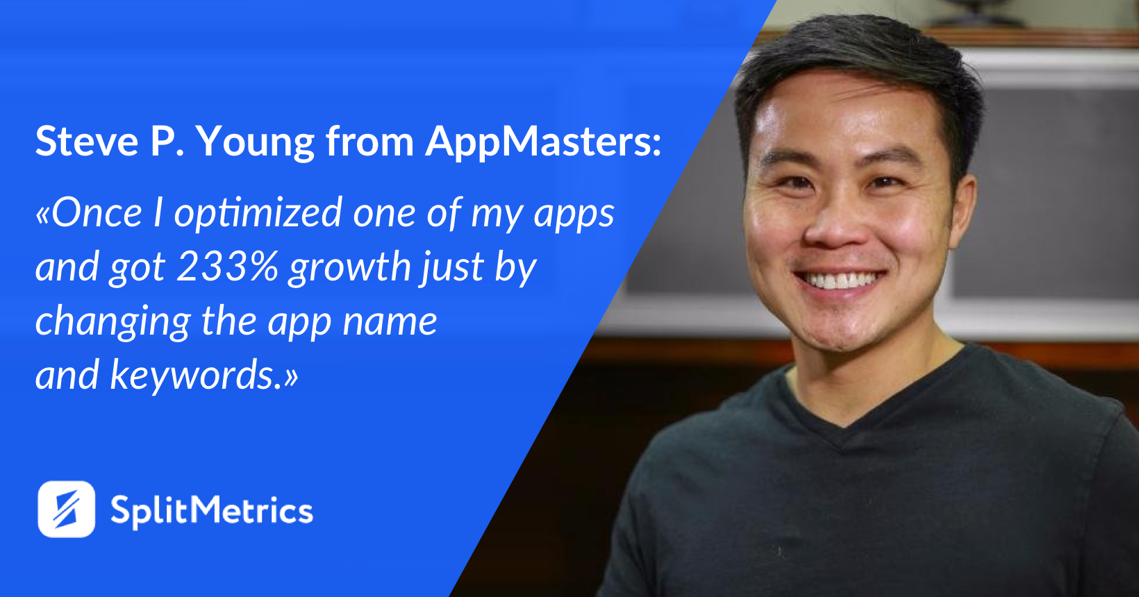 mobile app growth app store appmasters splitmetrics