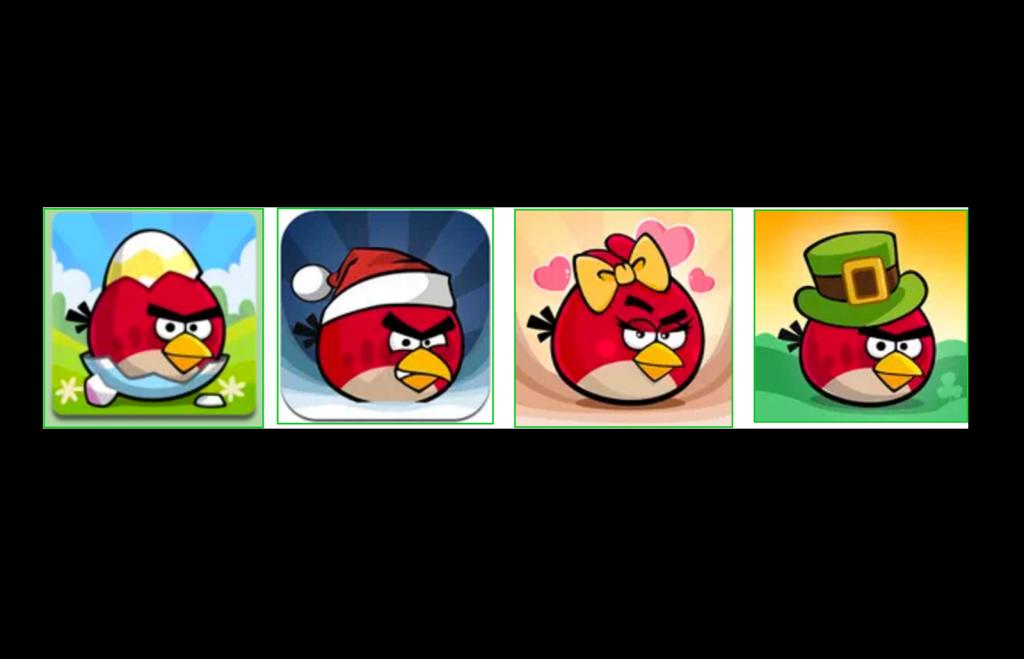 a/b testing seasonal app store icons