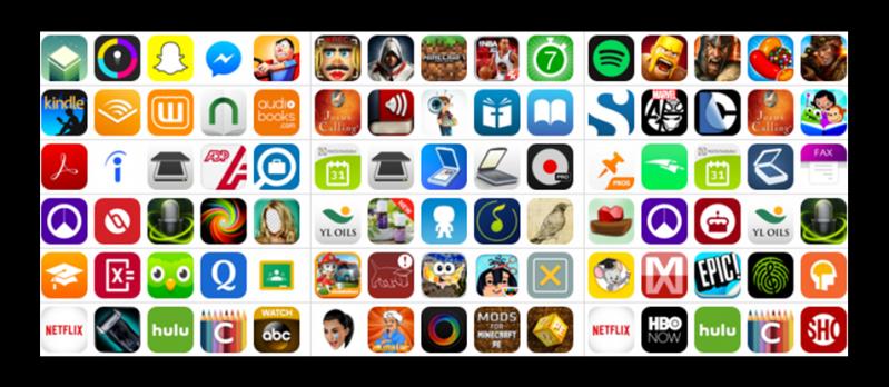 app icon a/b testing app annie matrix