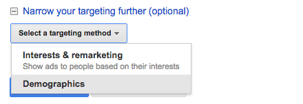 admob-interests-targeting