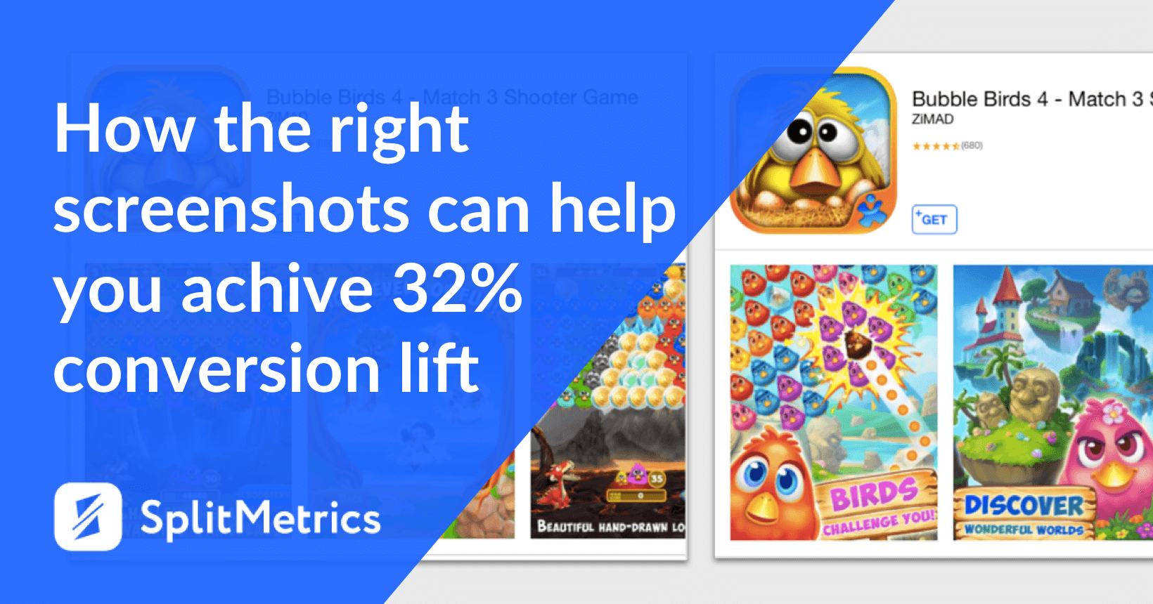 13 high converting app store screenshots splitmetrics
