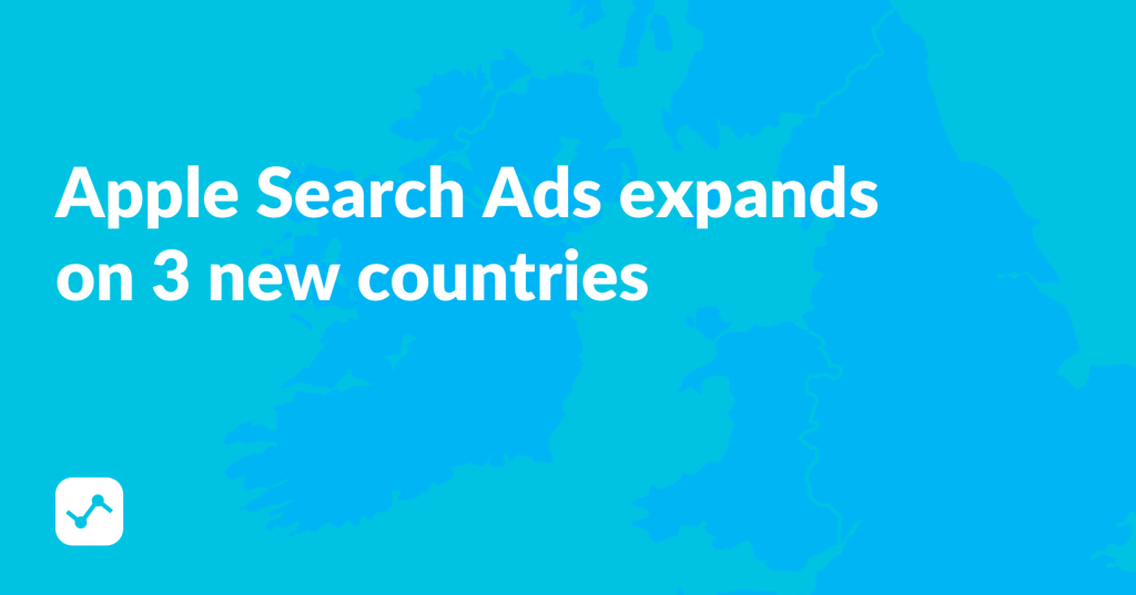 apple search ads country list