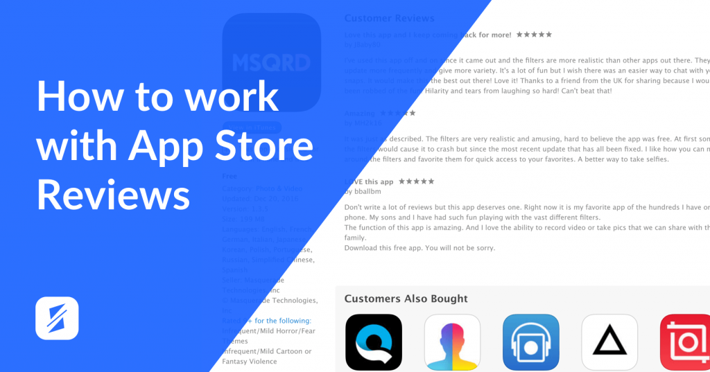 App Store Reviews: Here's How to Get and Manage Them