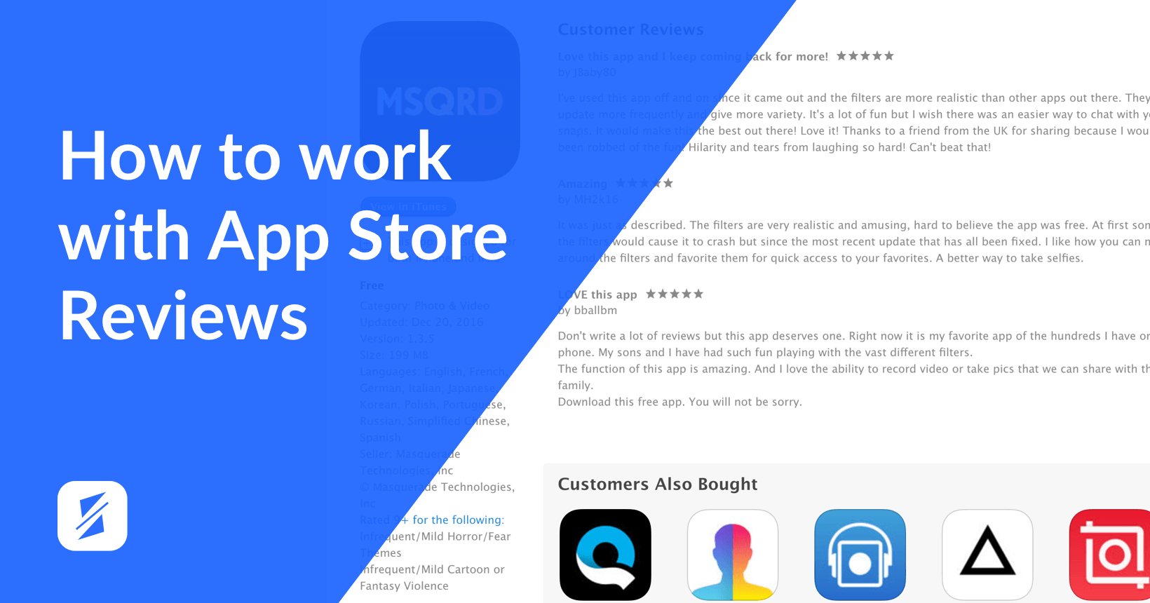 app store reviews here u0027s how to get and manage them