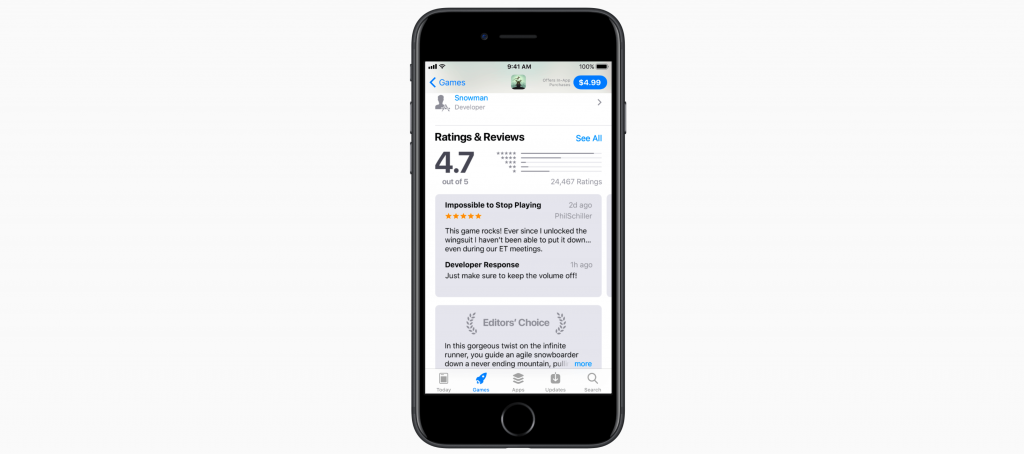 app store redesign reviews splitmetrics 1