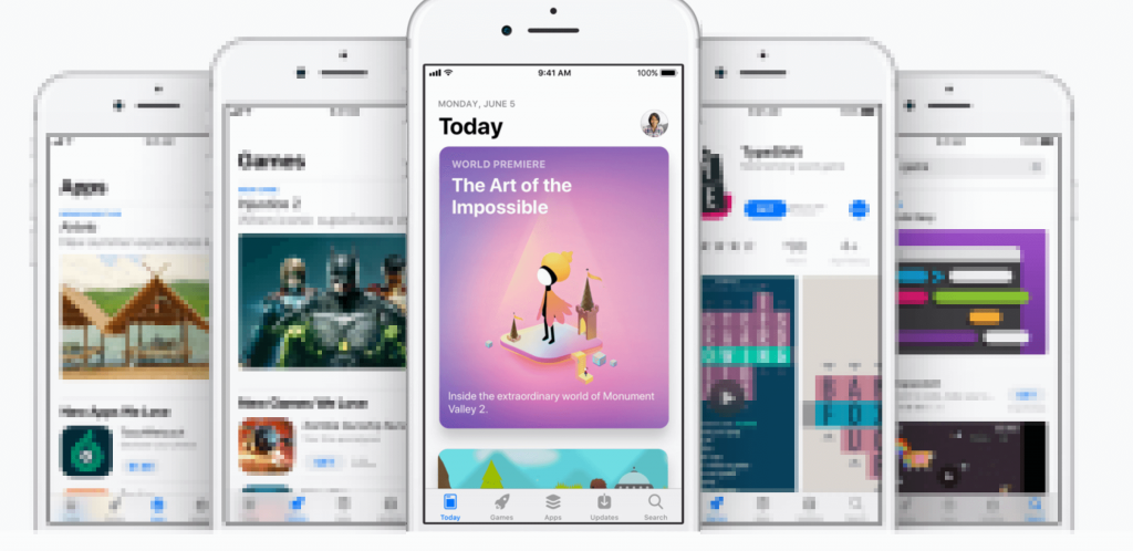 apple app store redesign today splitmetrics