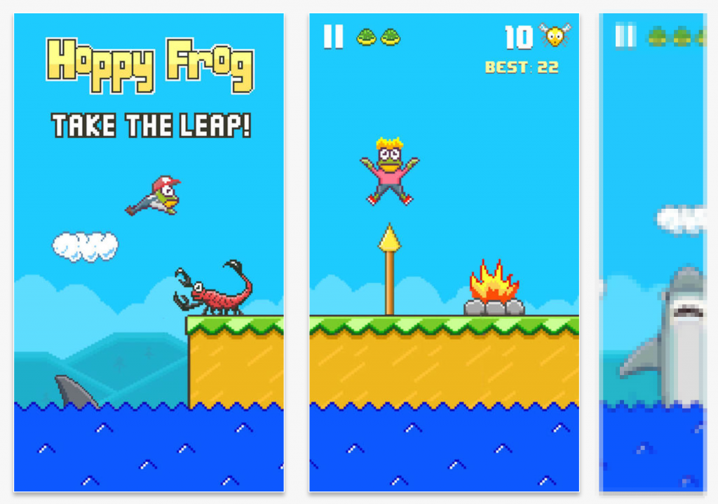 app store screenshots splash splitmetrics