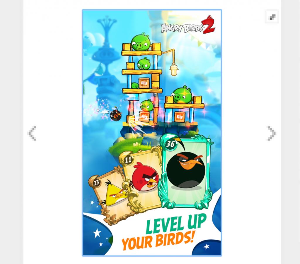 app store screenshots birds splitmetrics
