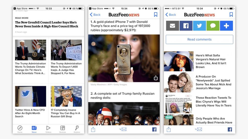 buzzfeed splitmetrics mobile content strategy
