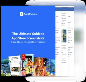 app store screenshots splitmetrics