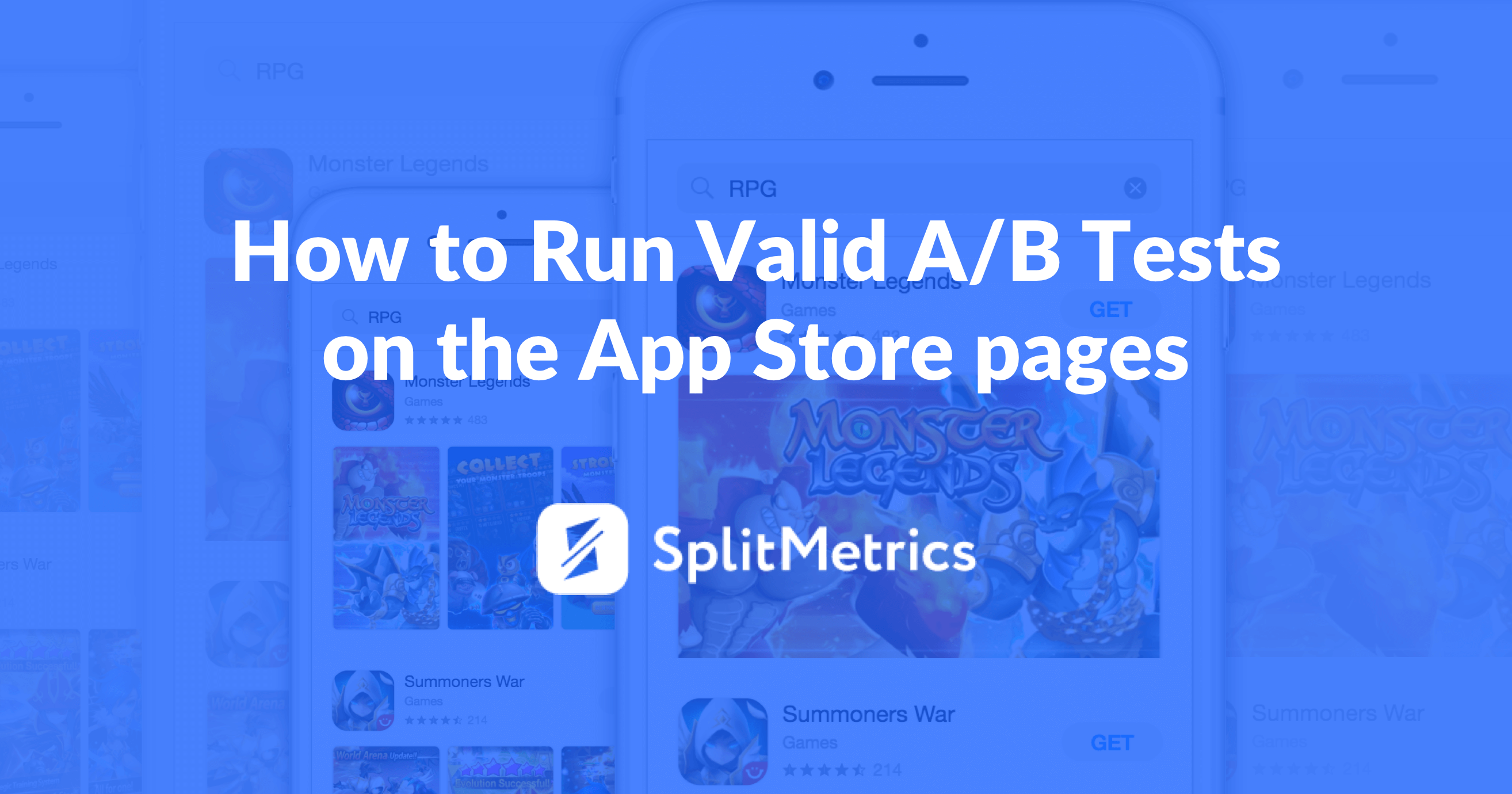 splitmetrics valid app ab tests