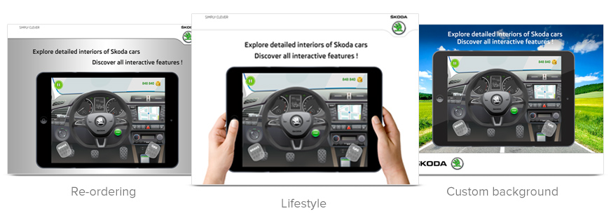 Škoda tests screenshots with SplitMetrics