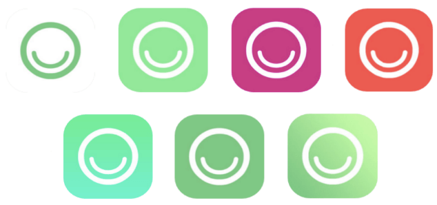 Hobnob icon test with SplitMetrics