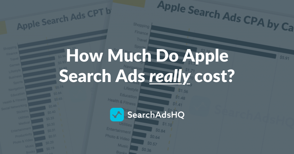 apple search ads cost searchadshq