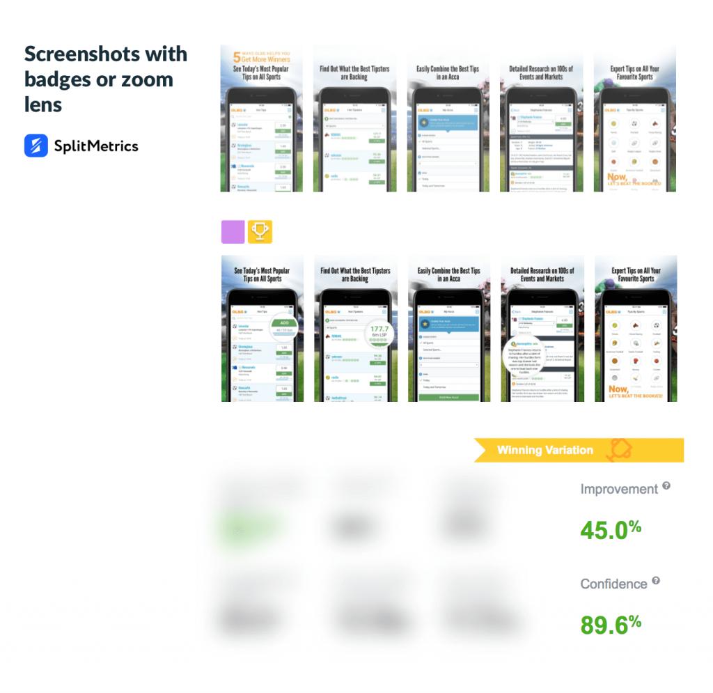 olbg case study app store screenshots splitmetircs