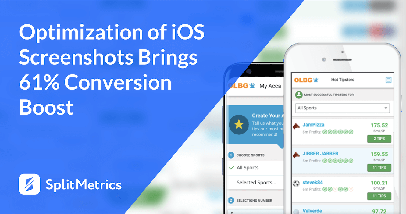ios screenshot tests with SplitMetrics