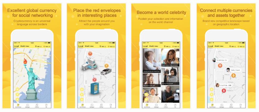 LoMoStar mobile app promotion