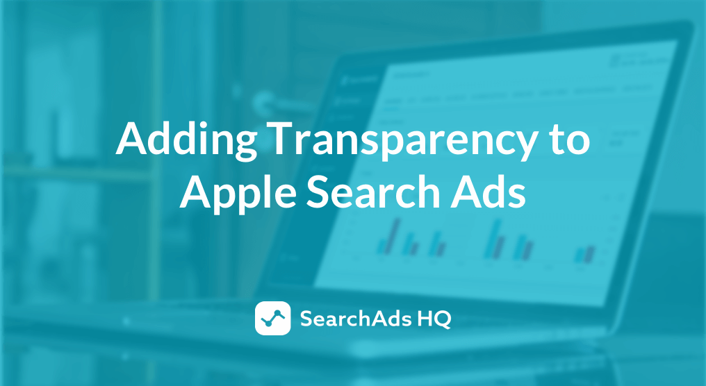 Apple Search Ads discrepancy metrics