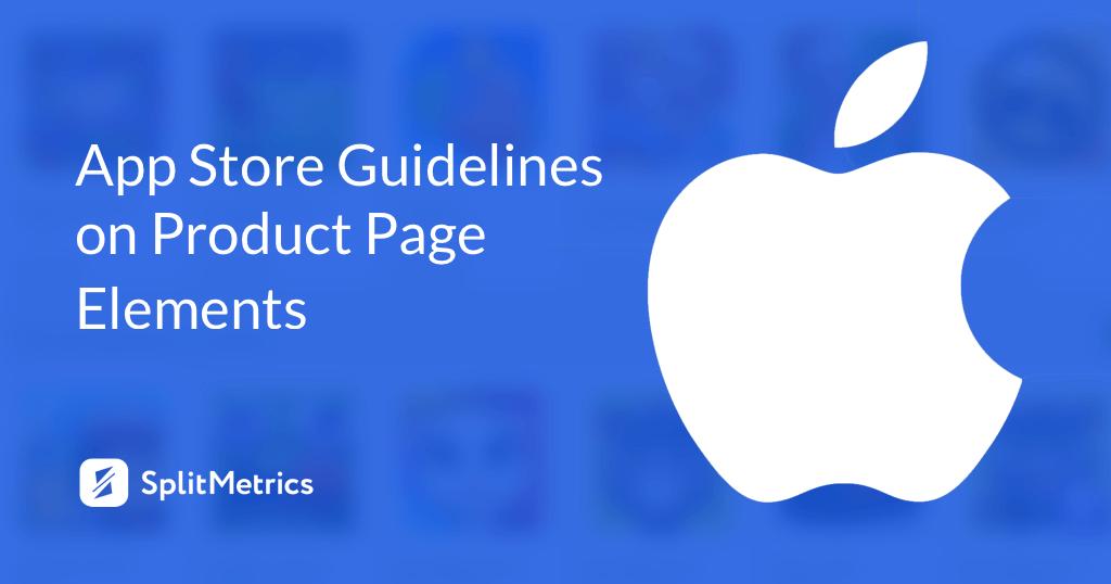 apple app store guidelines