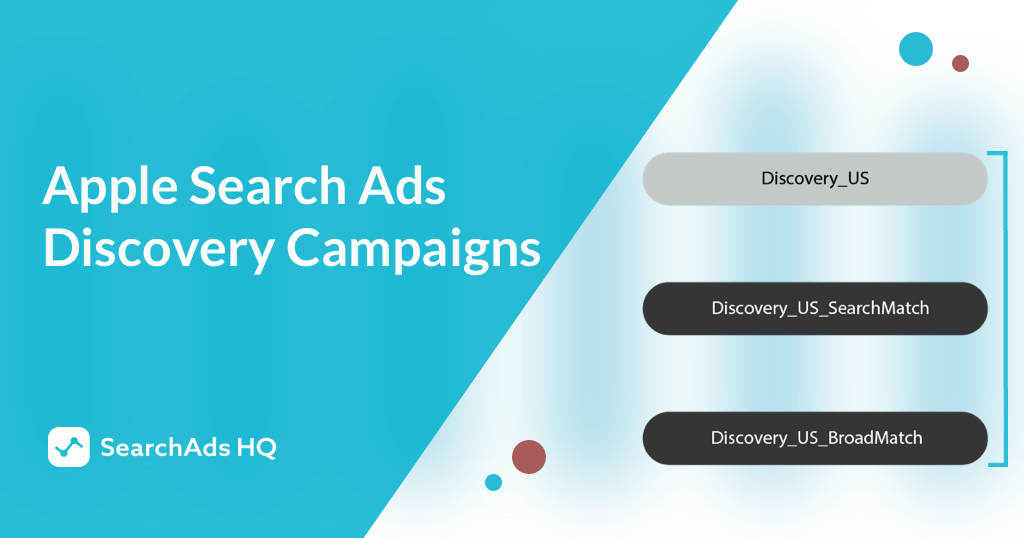 apple search ads discovery campaigns