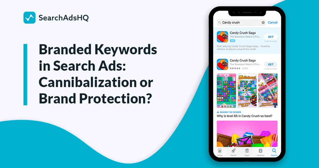 Branded Keywords in Apple Search Ads