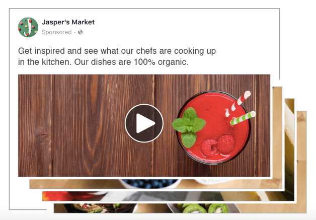 Facebook Slideshow ads