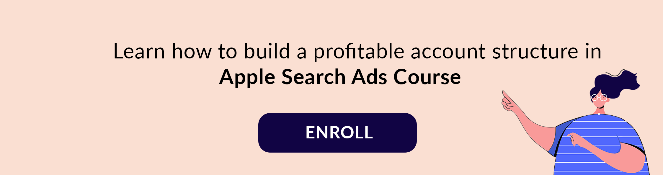 build Apple Search Ads account