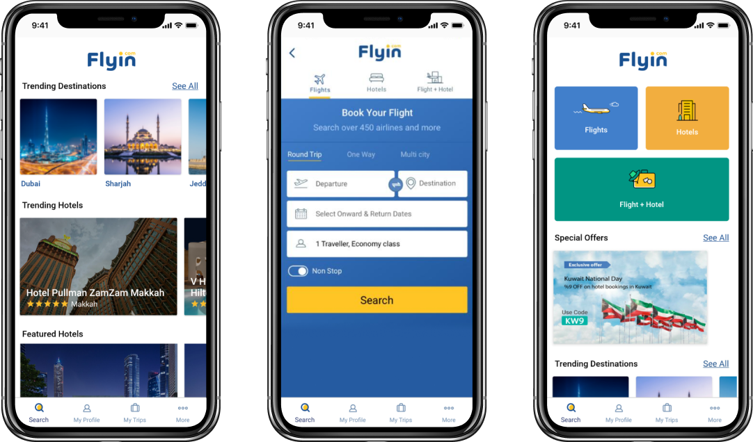 Flyin experience with Apple Search Ads