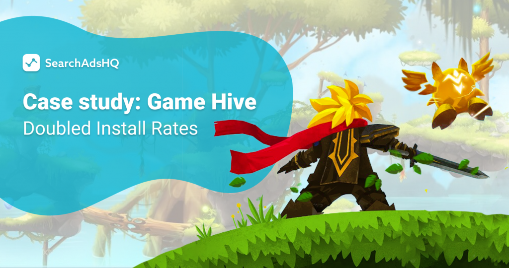 Game Hive: Doubles install rates