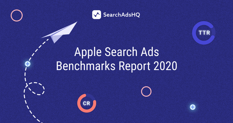 Apple Search Ads cost and performance report 2020