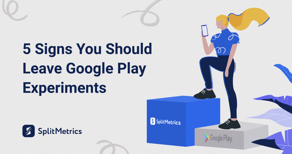 google play experiments vs. splitmetrics