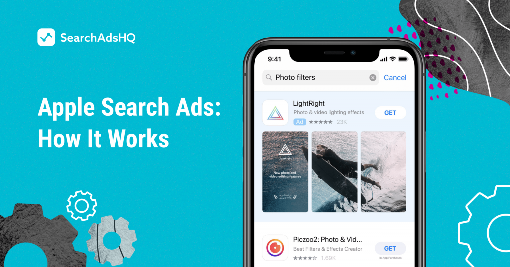 Apple Search Ads channel