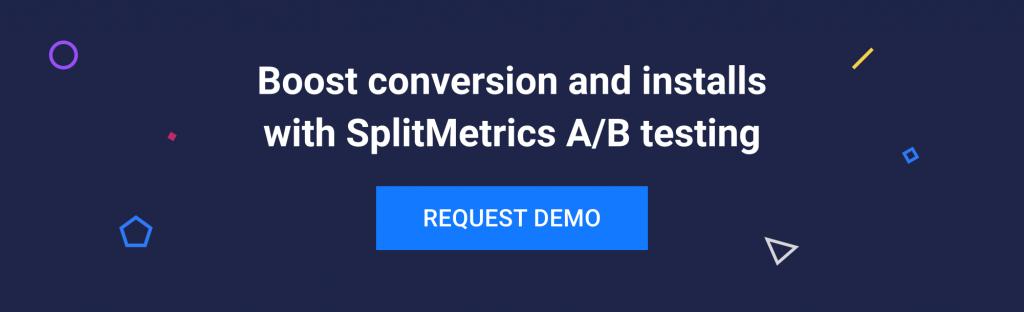 SplitMetrics banner