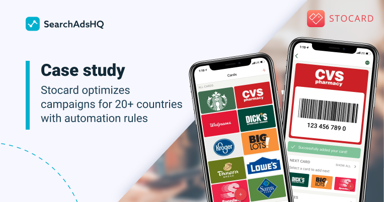 Case study: Stocard optimizes campaigns for 20+ countries with automation rules