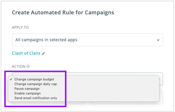 Automated rules for campaigns_SAHQ