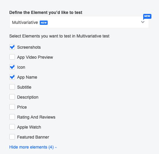 multivariate tests in SplitMetrics