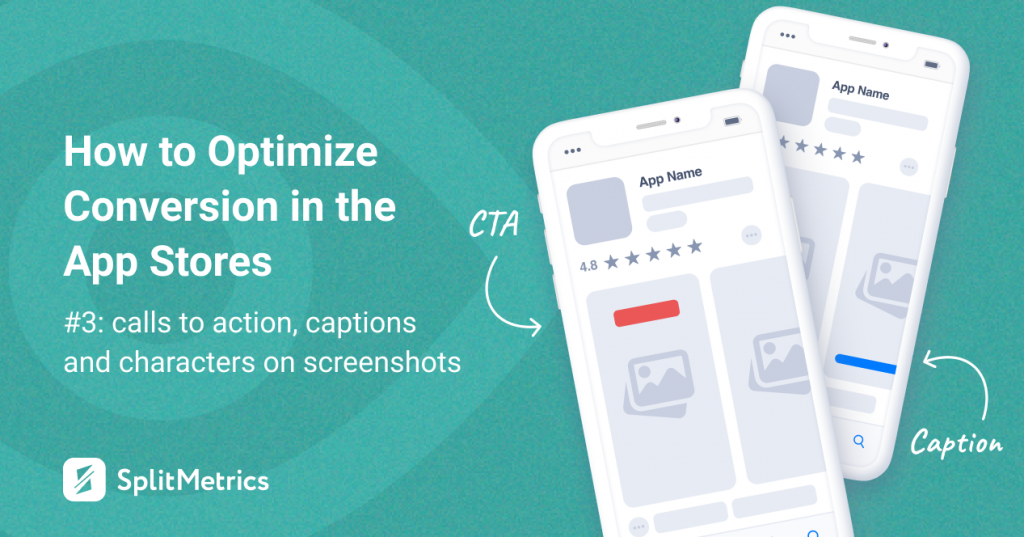 how to develop screenshots for conversion rate optimization