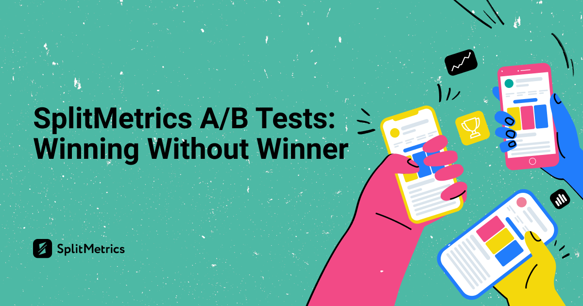 No Winner A:B Tests
