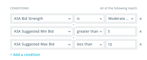 automated rules_bid insights